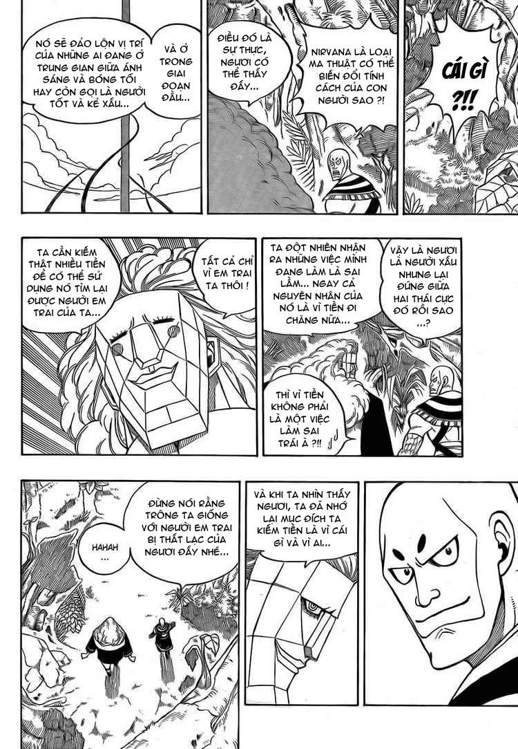 Fairy Tail chap 145 trang 10