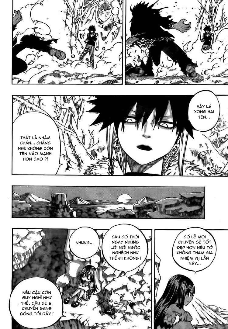 Fairy Tail chap 145 trang 12