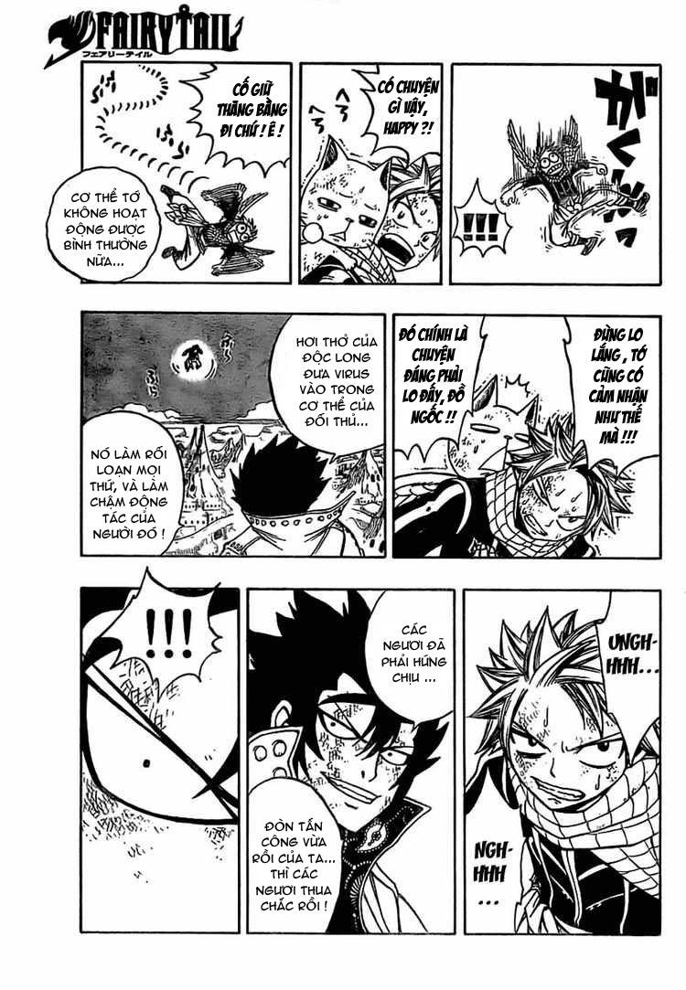 Fairy Tail chap 150 trang 7