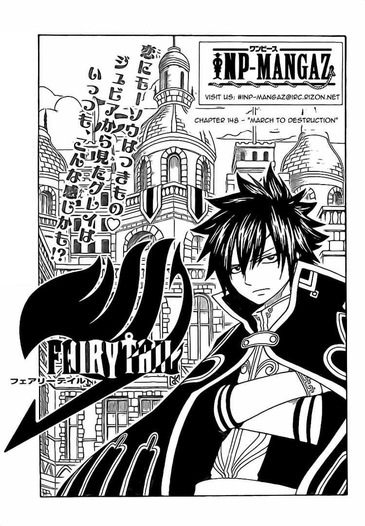 Fairy Tail chap 148 trang 1