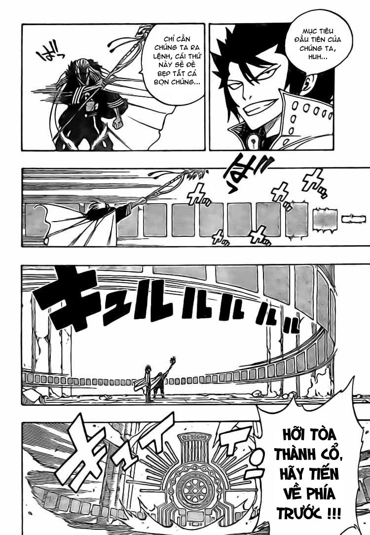 Fairy Tail chap 148 trang 10