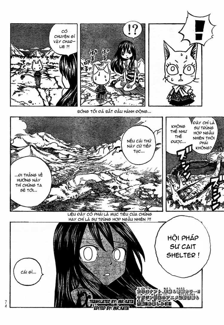 Fairy Tail chap 148 trang 19