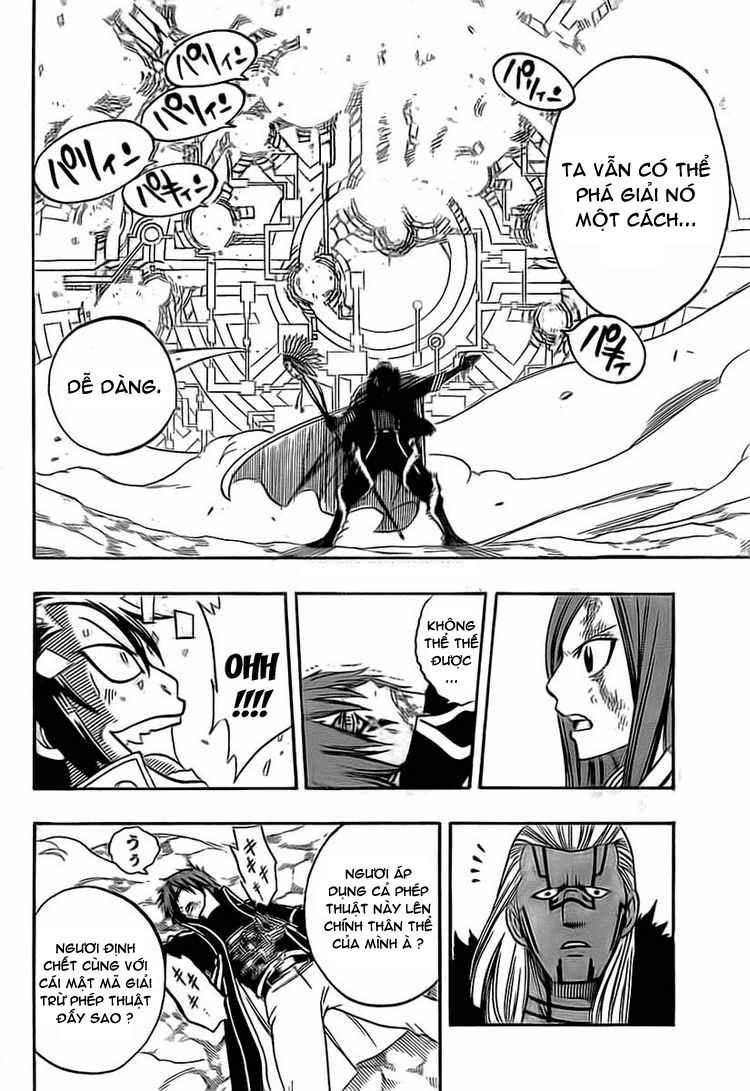 Fairy Tail chap 147 trang 8
