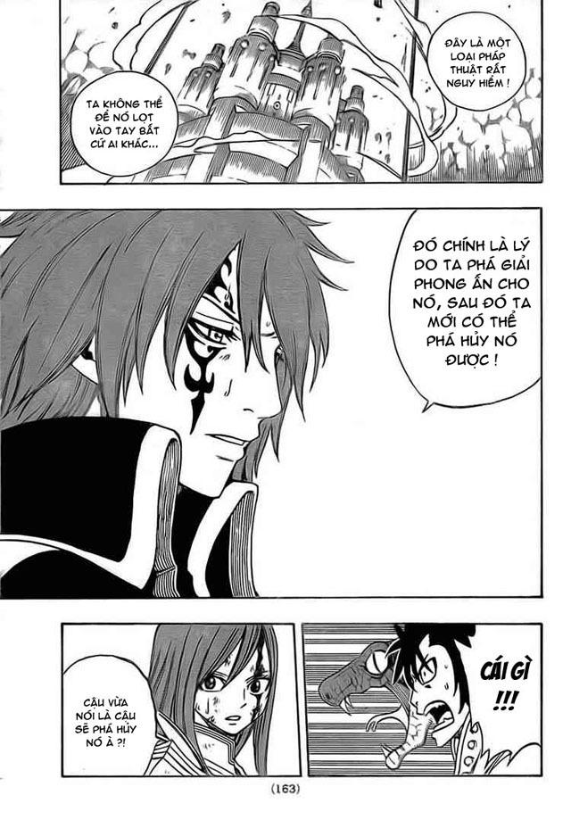 Fairy Tail chap 146 trang 17