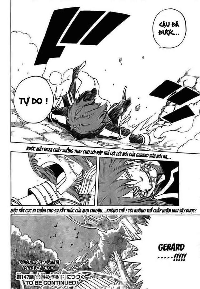 Fairy Tail chap 146 trang 22