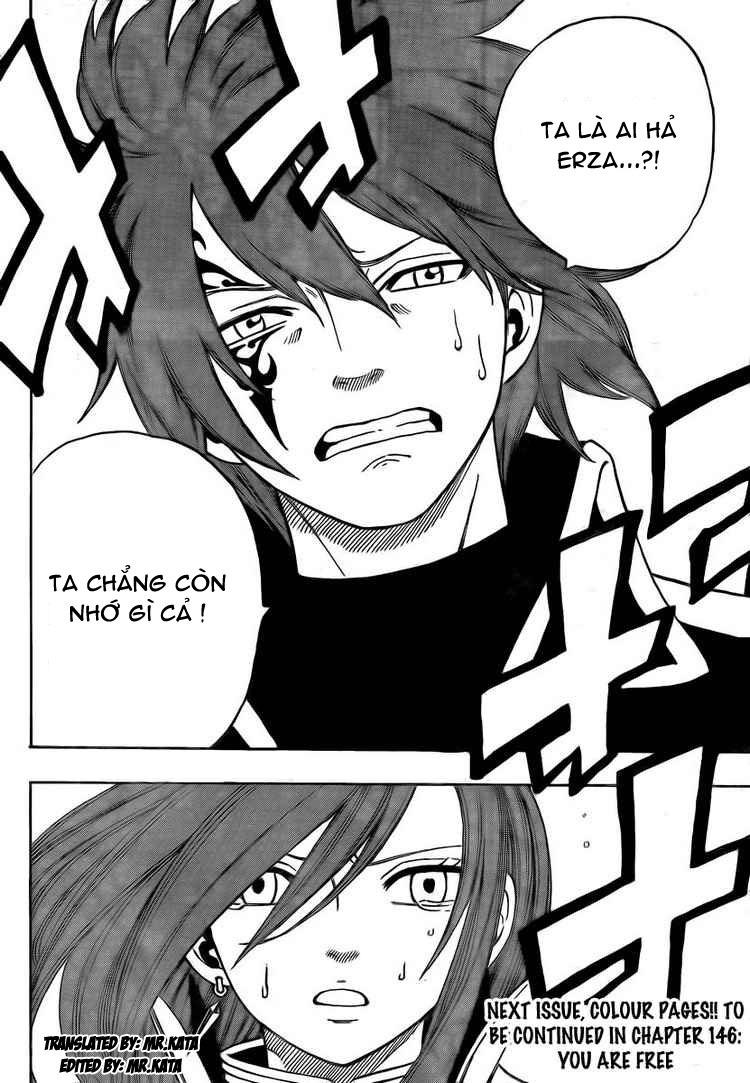 Fairy Tail chap 145 trang 19
