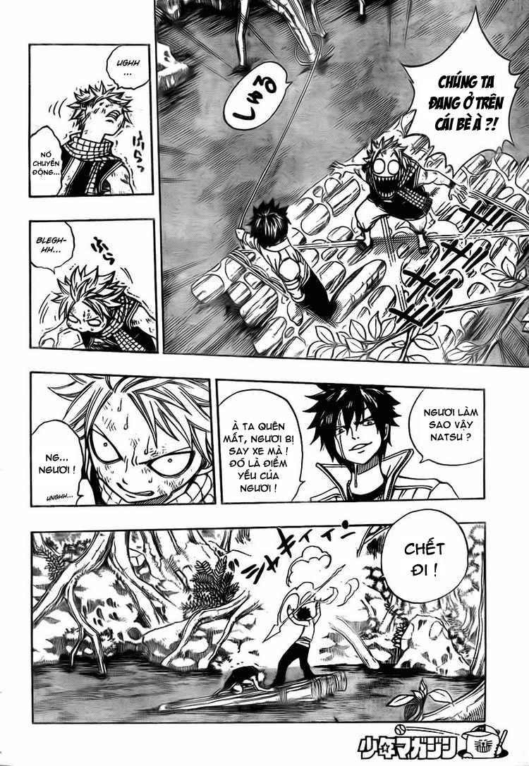 Fairy Tail chap 143 trang 4