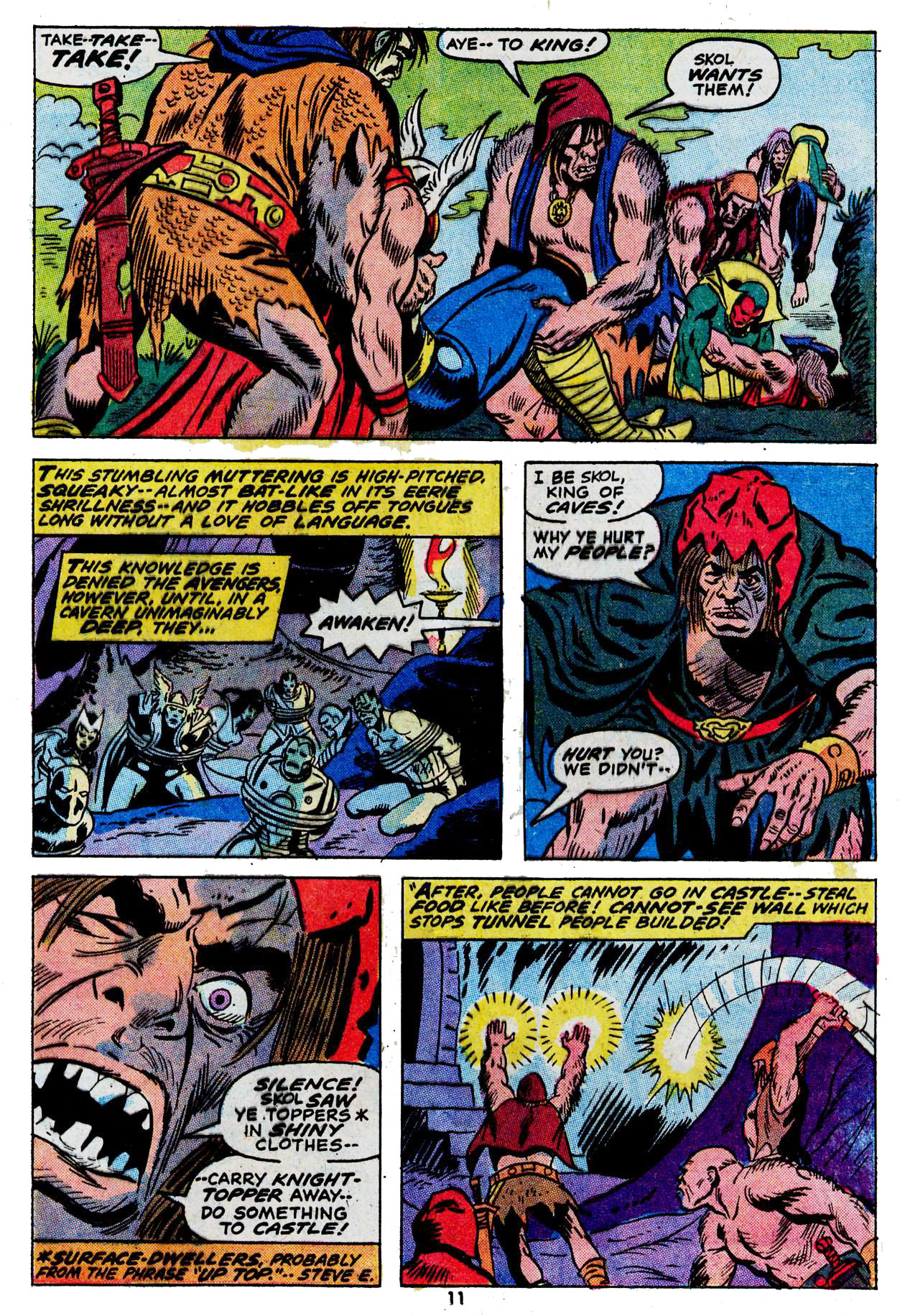 The Avengers (1963) 115 Page 8