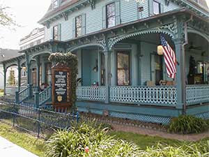 Cape May Alexander's Inn Bed and Breakfast in New Jersey