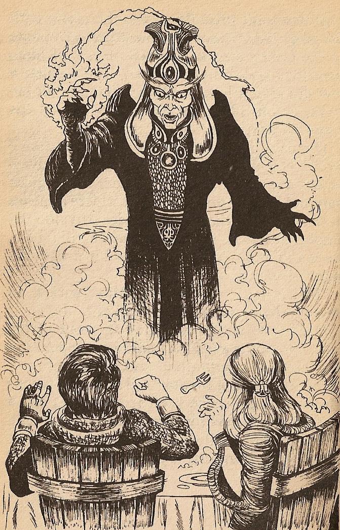 Spectrum of Madness: Zork 2: The Malifestro Quest