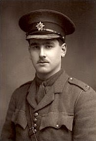 John Kipling, Irish Guards