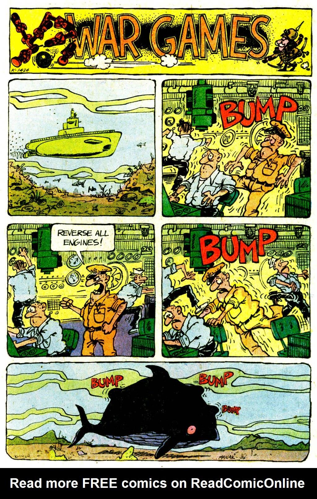 Read online Sgt. Rock comic -  Issue #303 - 24