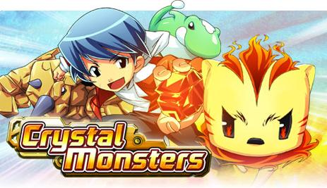crystal_monsters Crystal monsters, um clone de Pokémon que seria perfeito para iPhone e Android
