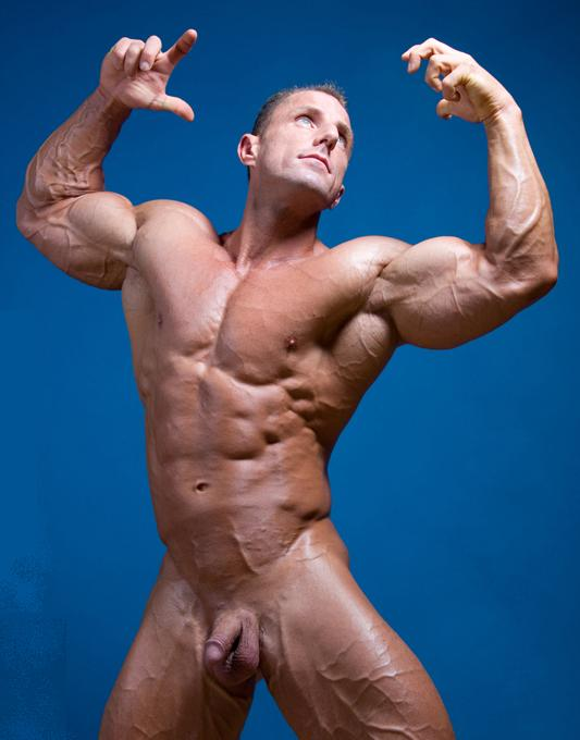 Bodybuilders against bullying prove they've gotyourback