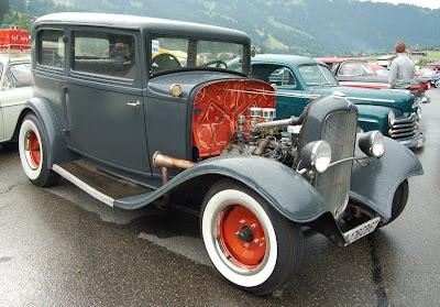 The Custom Sickles Diaries: For Sale - Ford 1932 Tudor Sedan