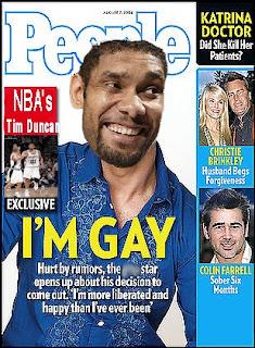Tim Duncan Is Gay 62