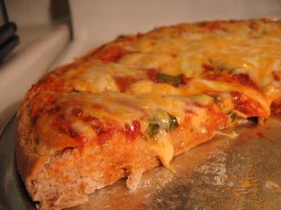 Fast & Easy Pizza Crust — La Fuji Mama