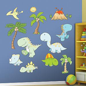 Boy Room Ideas Boys Dinosaur Room