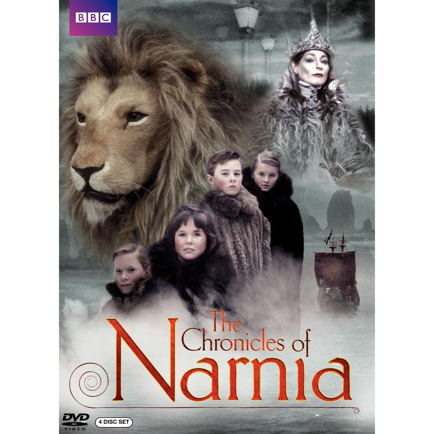 The Chronicles Of Narnia Silver Chair Movie Coleman Camping Dvd A Day November 2010