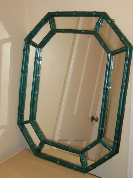 Green Street Bargain Hunter - Bamboo Mirror