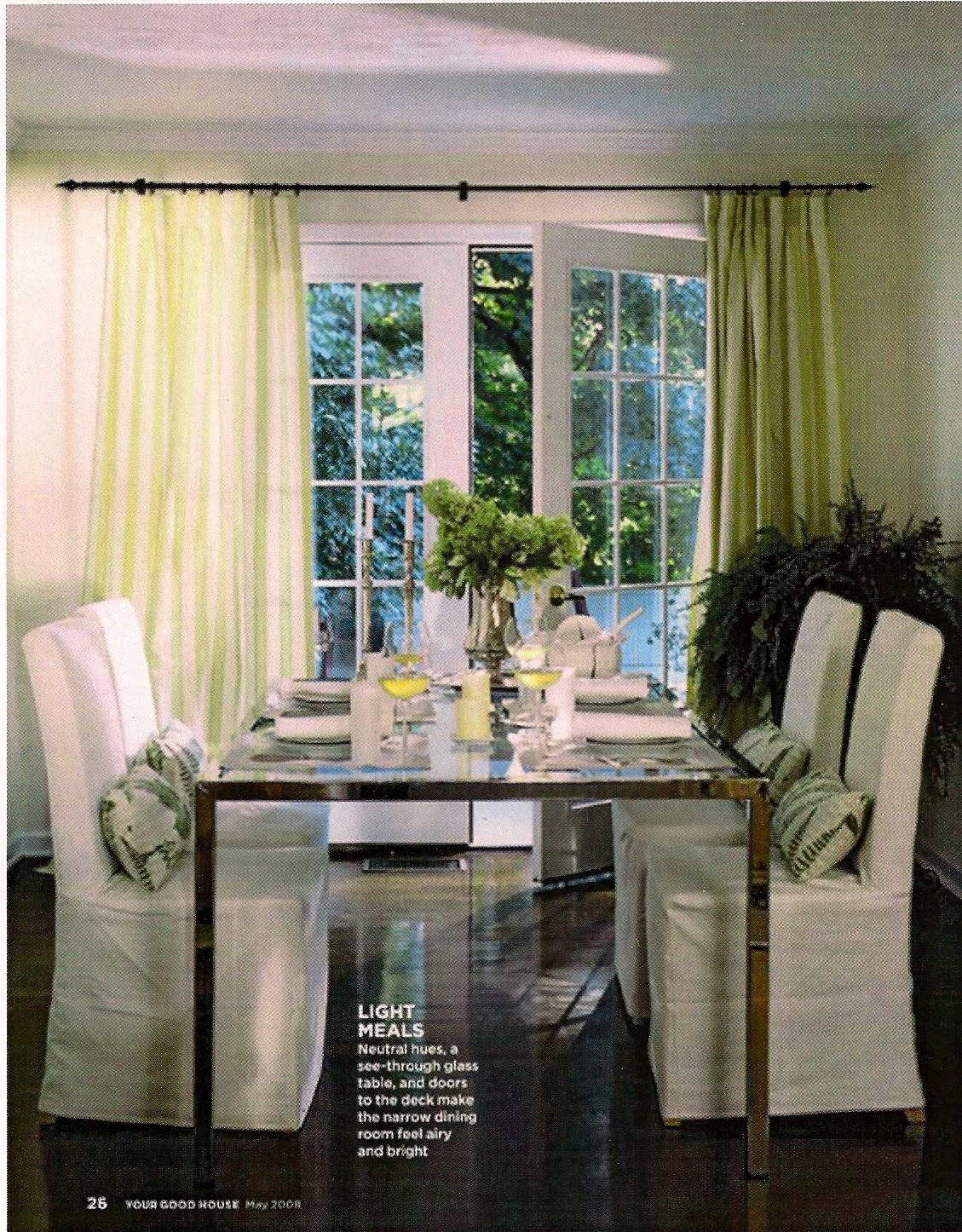 Green Street Dining Rooms Turned Into Home Offices: Green Street: Deciding On My Dining Room