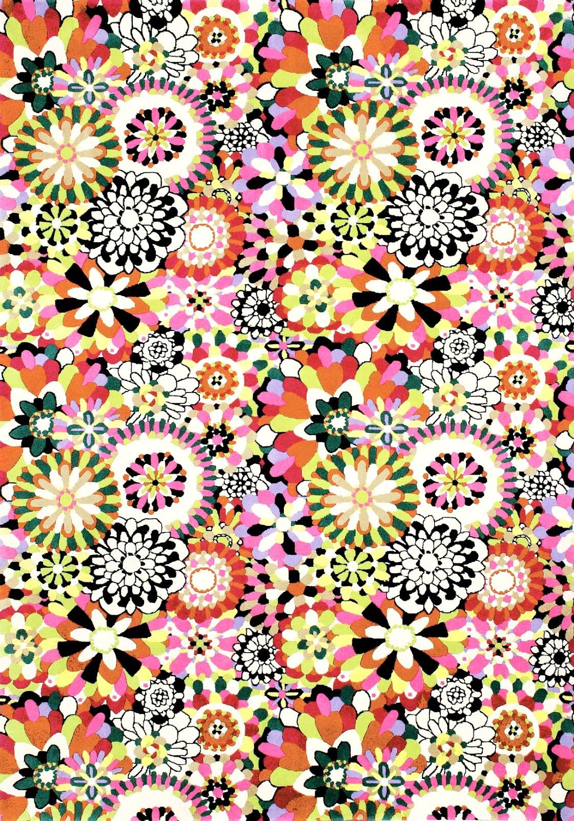 Interior Surfaces Missoni Fleury Color Multi