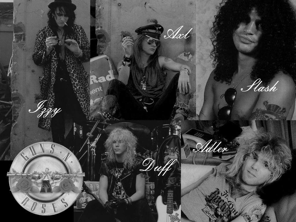 Guns N Roses Wallpapers Music Hq Guns N Roses Pictures: Wallpaper: Axl Rose Wallpaper Hd