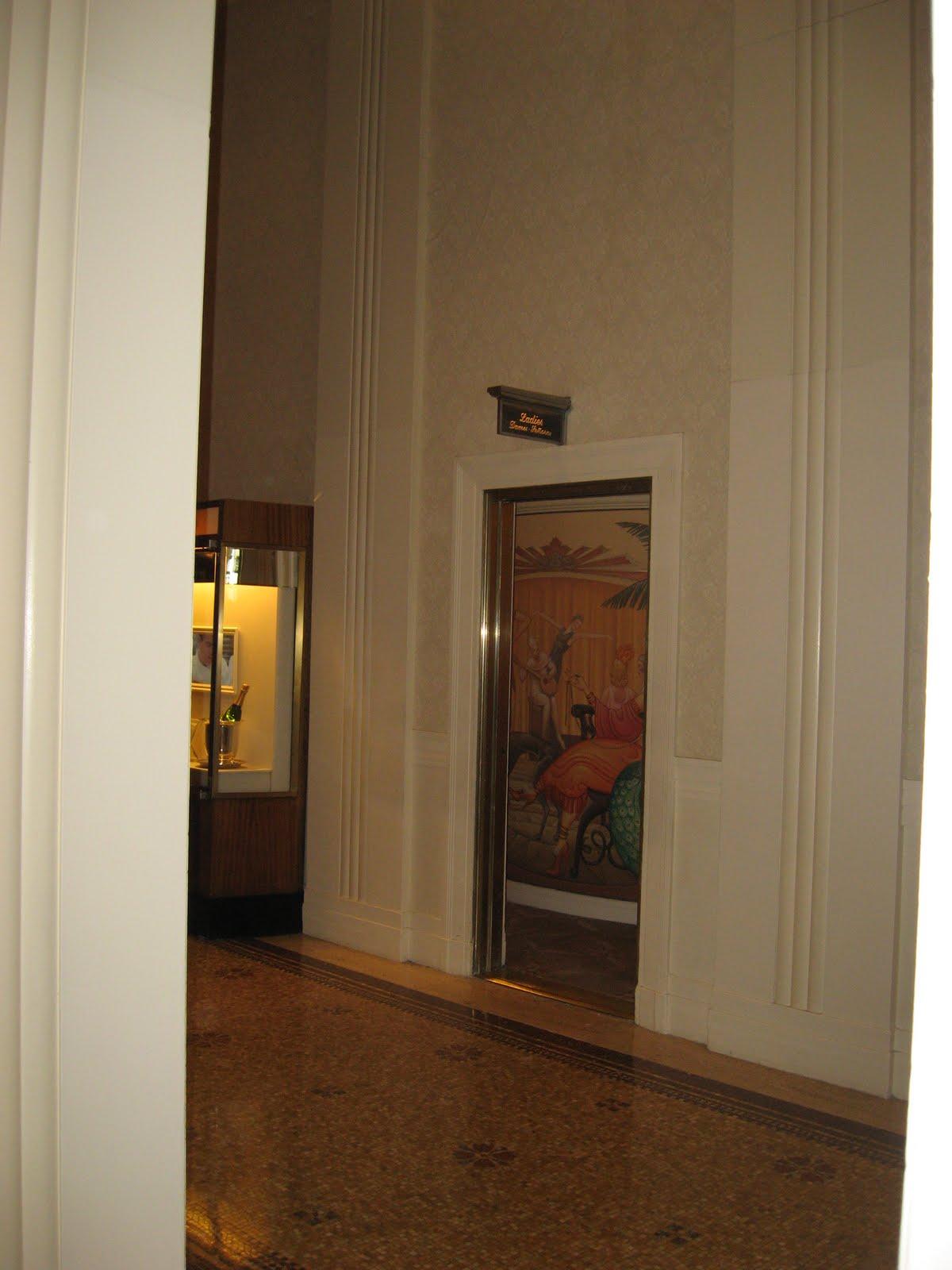 Feliciaevita Bathroom Break The Waldorf Astoria S Ladies Room Gives New Meaning To Posh