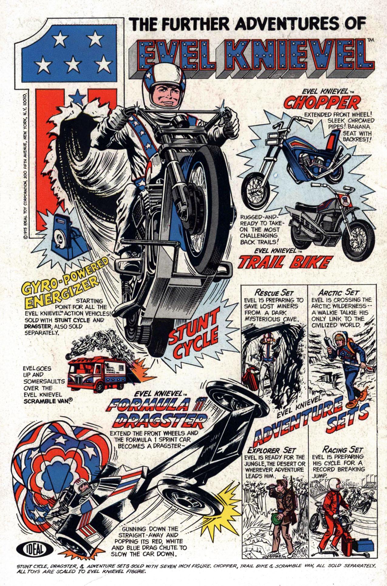 Read online Amazing Adventures (1970) comic -  Issue #34 - 36
