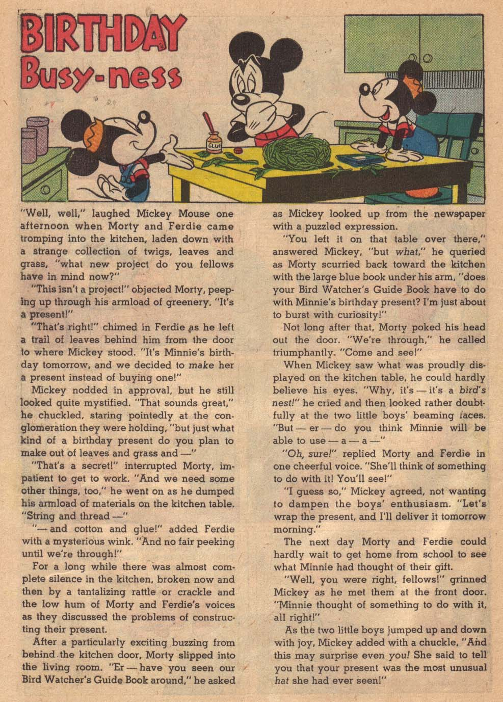 Read online Uncle Scrooge (1953) comic -  Issue #19 - 30