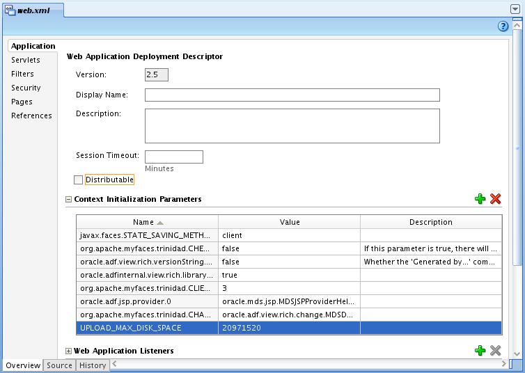 Andrej Baranovskij Blog: Oracle UCM 11g - Uploading Large