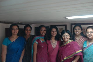 Tarla Dalal and Team