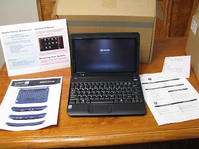 Linux + GNU = Humans Enabled: Unboxing the System76 com