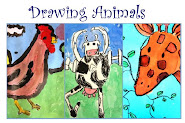 """DRAWING ANIMALS"" LESSON PLAN. 17-PAGE PDF BOOKLET. ONLY $5"