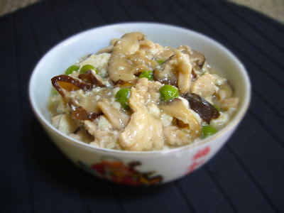 Mushy Mapo Taufu