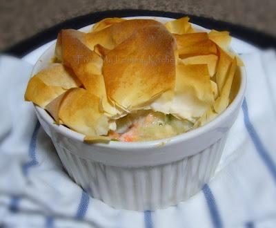 Creamy Fish Pie