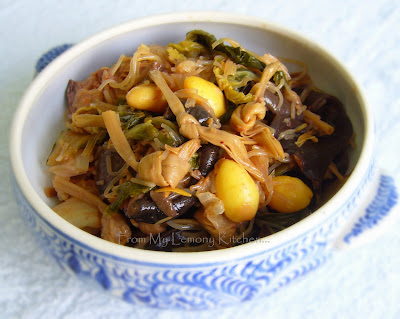Auntie Melinda's Chap Chai/ Chinese Mix vegetables