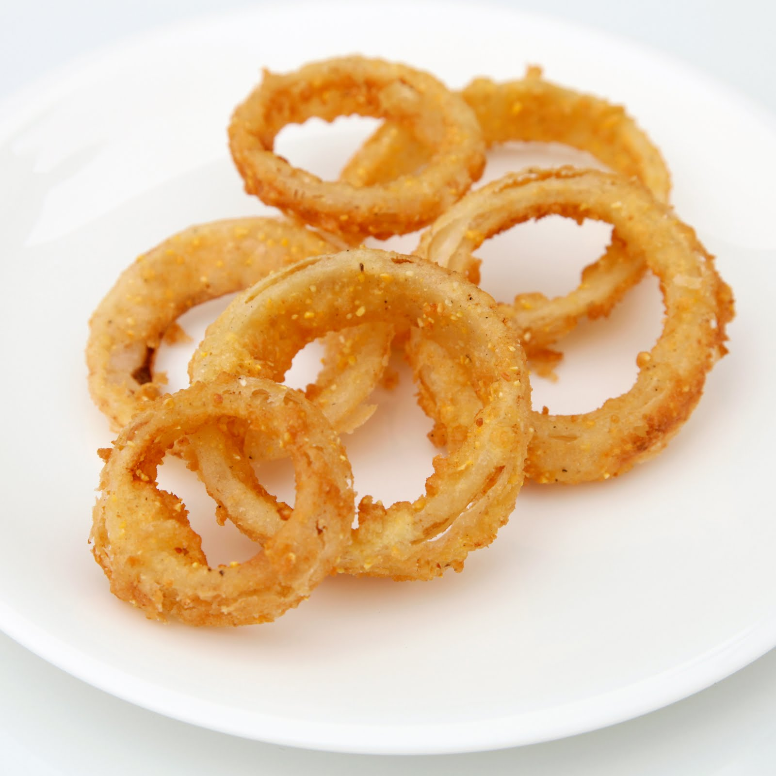 Onion Rings And