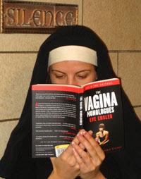 Barbara bush vagina monologues