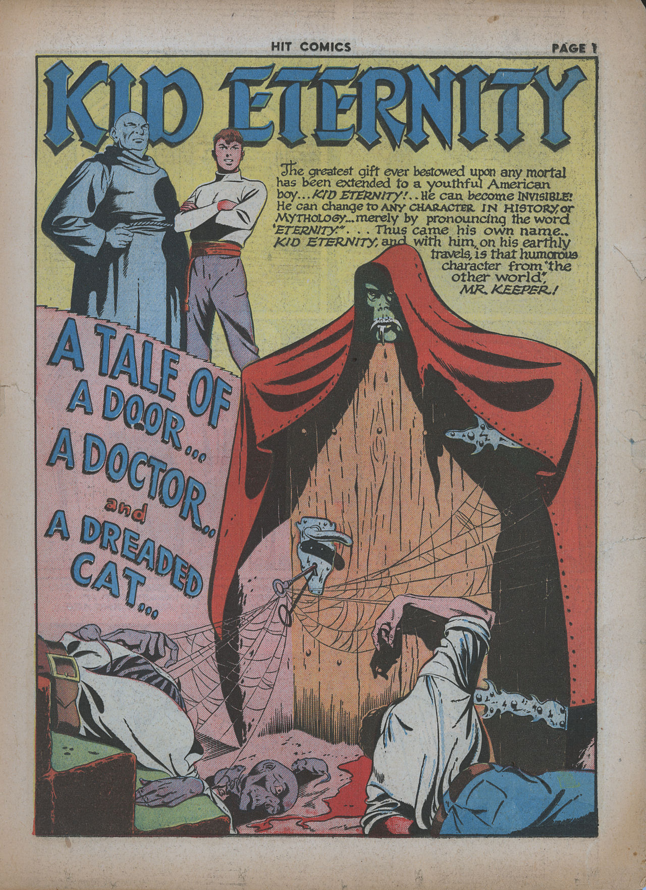 Read online Hit Comics comic -  Issue #26 - 3