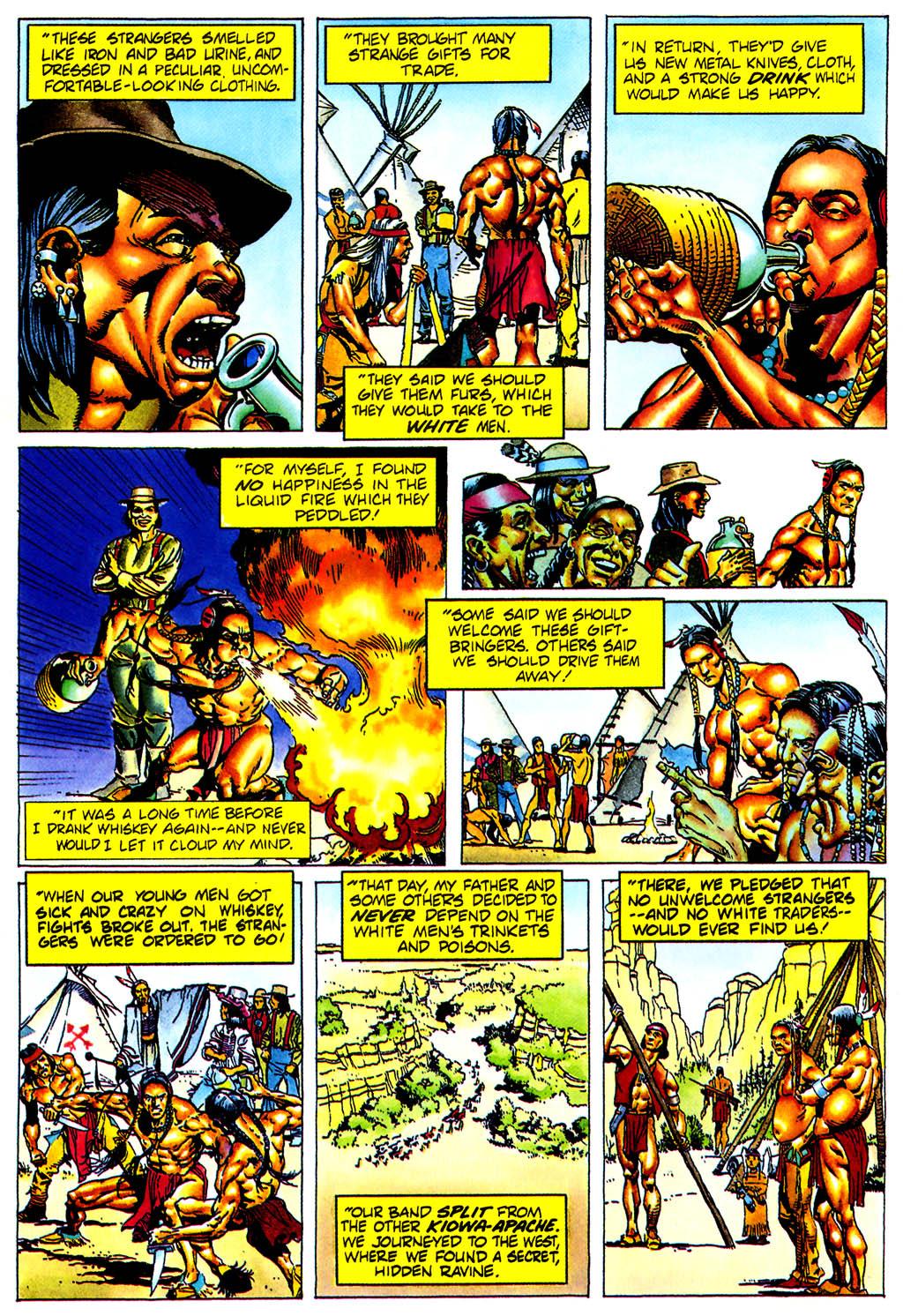 Read online Turok, Dinosaur Hunter (1993) comic -  Issue #0 - 13