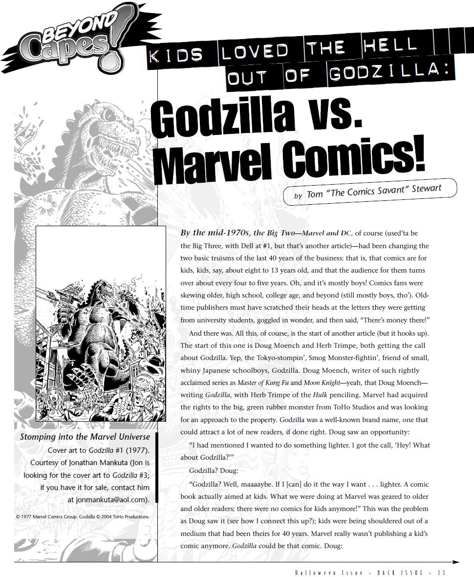 Back Issue issue 6 - Page 34