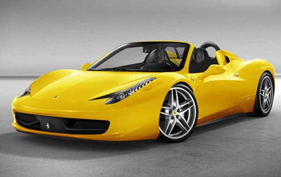 ferrari 458 italia convers vel. Black Bedroom Furniture Sets. Home Design Ideas