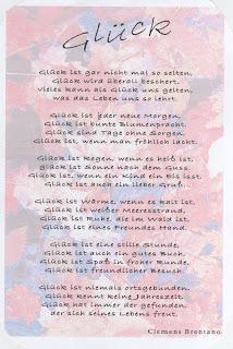 Gedicht Freundschaft
