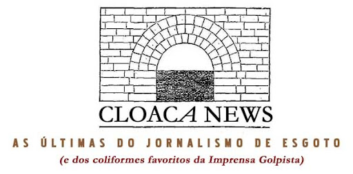 As últimas do Jornalismo de esgoto