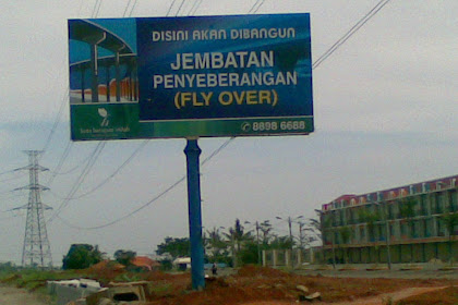 FLY OVER HARAPAN INDAH