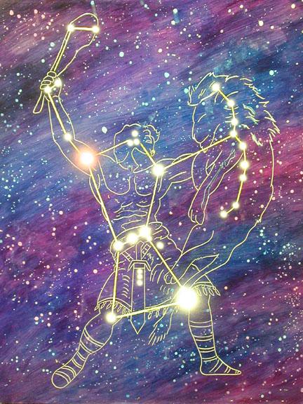 14 - 17 Diciembre Villa Castora: ASTRONOMÍA - Constelaciones  14 - 17 Diciemb...