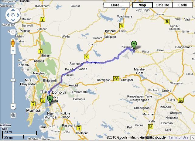 bhandardara maharashtra travel maniac