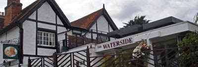 The Waterside Inn, Bray