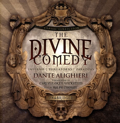 The purgatory from the divine comedy by dante alighieri